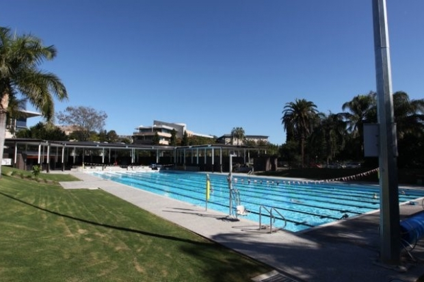 University Of Queensland 25m Swimming Pool Commercial