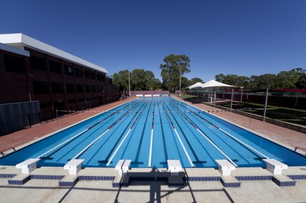 Aquinas Pool Renovation Commercial Aquatics