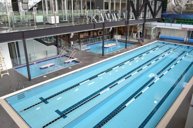 Collingwood Football Club Training Pools Commercial Aquatics