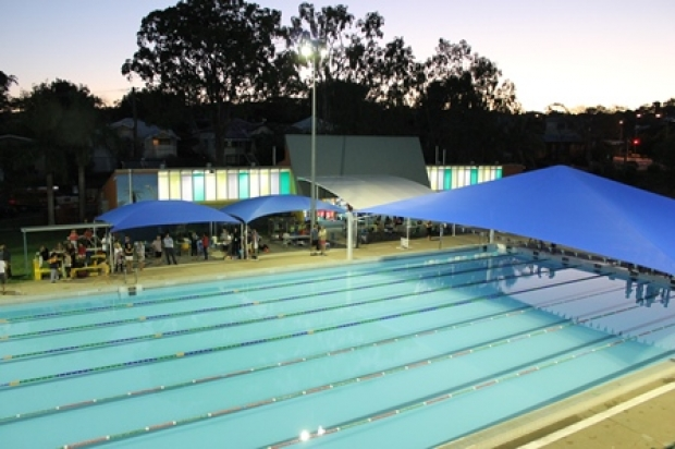 Newmarket olympic pool commercial aquatics for Olympic park swimming pool membership