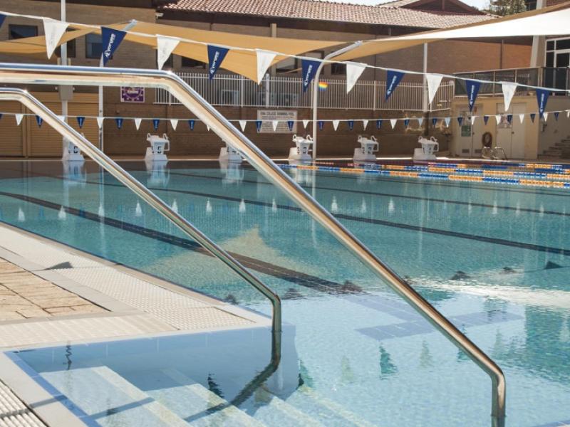 Iona College Commercial Aquatics